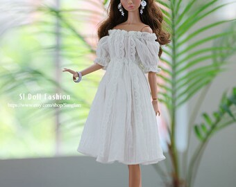 """summer dress for pappy parker and more 12""""dolls by SL Doll Fashion"""