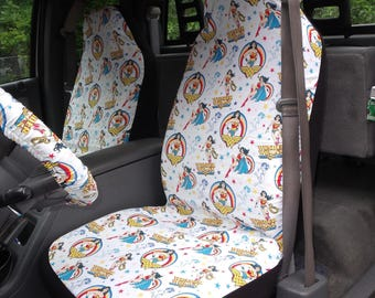 Fleece Car Seat Covers By Chailinsews On Etsy