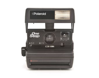 Polaroid OneStep 600 - Tested and Working - Original 80s Polaroid Instant Camera