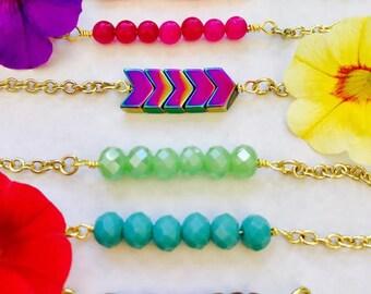 Dainty Stack-able Bracelets SET OF 3
