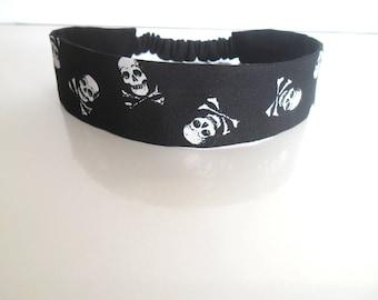 Headband baby skull