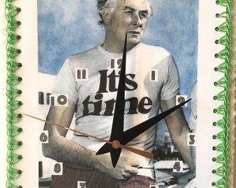 Gough Whitlam Clock