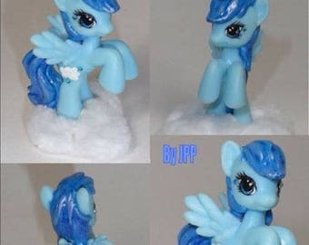 Custom OOAK My Little Pony  G4 Blind Bag MLP Toy by JPP