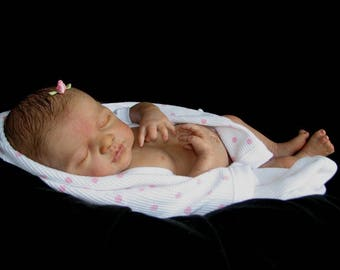 Beautiful Reborn Baby Doll Kate by Marissa May ~ Custom Order