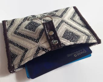 Card holder wallet, Credit card holder, Coin purse, Coin pouch, Card holder, Purse for bussiness cards, Cash pouch