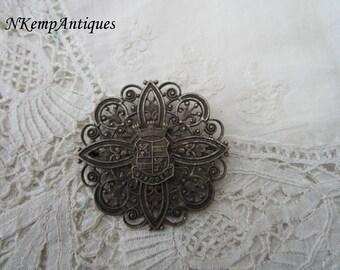 Filigree brooch 1930's