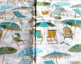 Fabric coupon was 50 x 70 cm