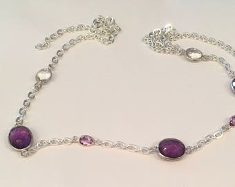 Amazing Amethyst Necklace