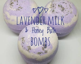 Lavender Milk & Honey w/ Cocoa Butter