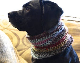 Dog scarfs made to order