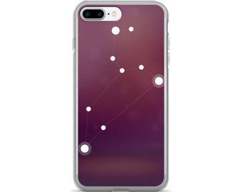 iPhone 7/7 Plus Case - Zodiac Leo Constellation iPhone Case