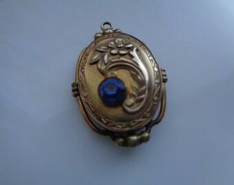 Vintage Gold Filled Locket 1920