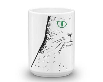 Gift for the Cat Lover Coffee Mug