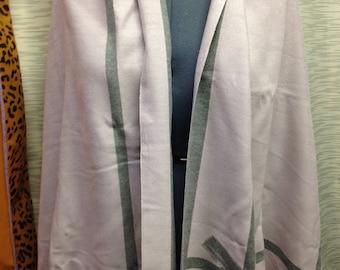 Cashmere shawl big scurf, new