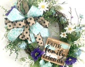 Everyday Wreath, Front Do...