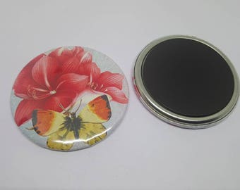 56mm Butterfly magnet