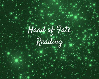 Hand of Fate Reading