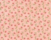 Farmer's Daughter - Bloom Toss Pink Lemonade by Vanessa Goertzen of Lella Boutique for Moda, 1/2 yard, 5051 16