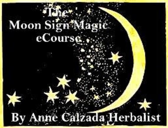 The Moon Sign Magic eCourse