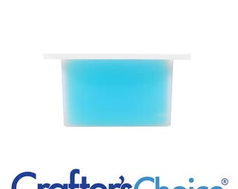 Crafters Choice™ Short (Small) Loaf Silicone Mold 1504 Handmade Soap Supplies