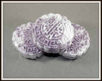 Bath Bomb - 4 oz - Black Raspberry Vanilla - Mason Boutique