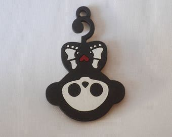 Alternative Christmas Decoration Skeleton Animal -  Monkey