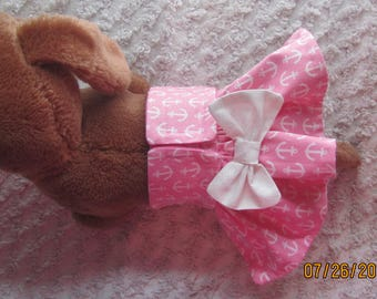 Custom Boutique Dog Diaper, diaper, female dog diaper, dog diaper with a skirt attached xxs,xs, small, medium, large, xlarge and xxlarge