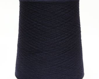 Baby cashmere/linen yarn on cone, per 100g