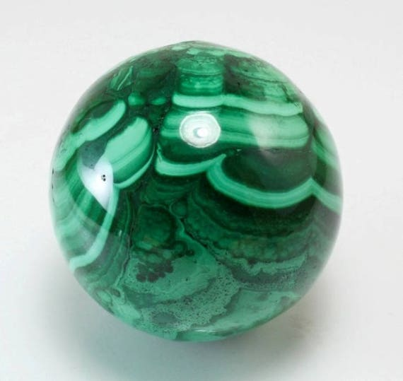 Malachite Sphere, M-1177