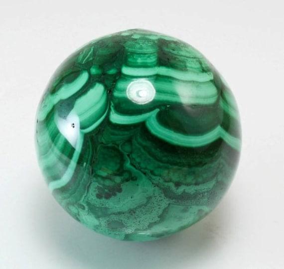 Malachite Sphere, M-1177