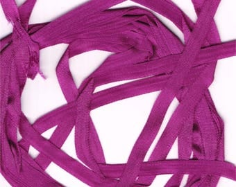 "Silk Ribbon 1043 4 mm Swarovski Crystal ""in AU ver à soie"""