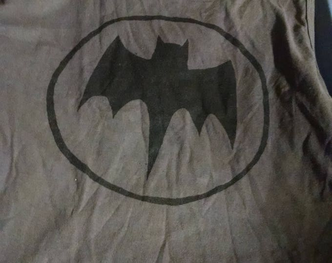 Shirts - Batman Babydoll Shirt - Adult XL