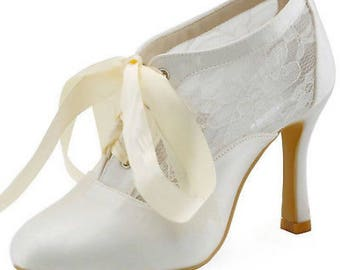 vintage lace shoes vintage lace bridal shoes ivory bridal shoes ivory wedding shoes