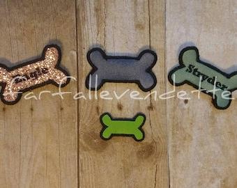 Pet Tag Collar Slide