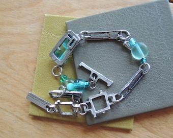 one of a kind piece Anne Marie Chagnon bracelet