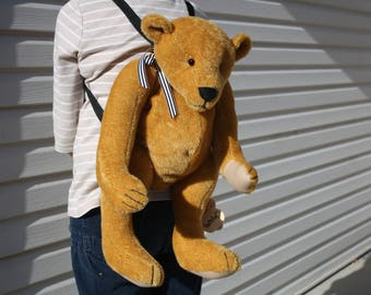 Teddy Bear Back-Pack for Adults