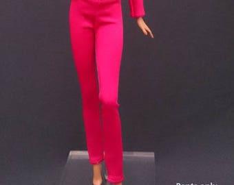 Pants for Barbie,Muse barbie,Tall barbie, FR, Silkstone, Vintage barbie-No. 0246