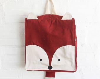 Fox backpack