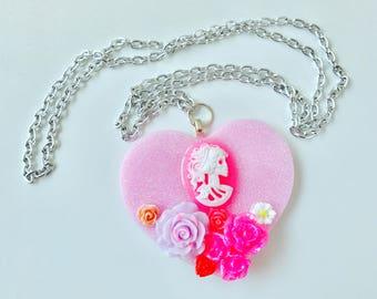 Pastel Deadly Beauty Kawaii Necklace