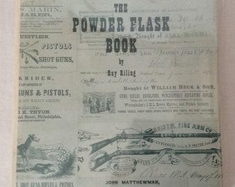 The Powder Flask Book 1953 Ray Riling Like New