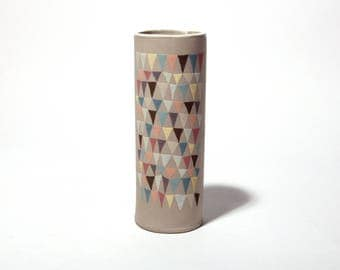 Hand painted Modern Ceramic Vase