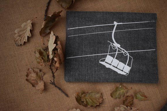 Chairlift iPad mini cover
