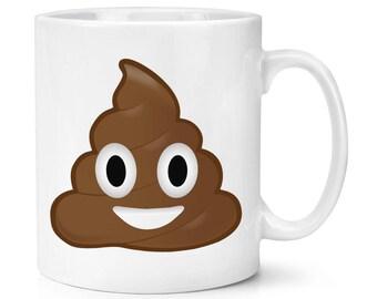 Poo Poop Emoji 10oz Mug Cup
