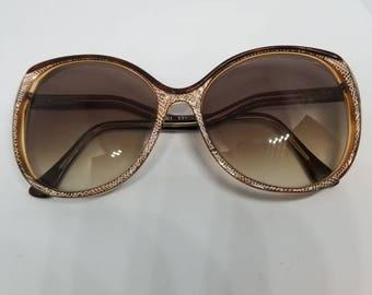 Vintage Yves Saint Laurent YSL Sunglasses Mod YSL 121