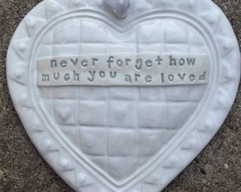 Decorative Heart Keepsake