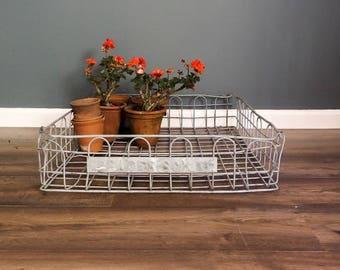 Vintage bread trays