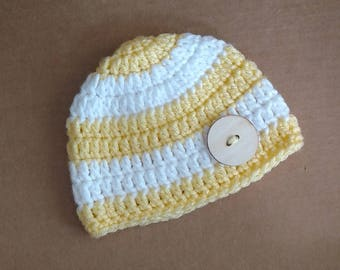 Unisex Newborn Hat