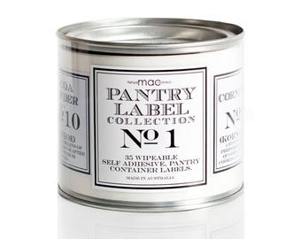 VINTAGE PANTRY Label Collection
