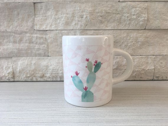 Cactus Espresso Mug