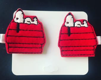 Snoopy Clippies